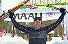 ¡Meta! Conseguimos acabar la Border to Border de esquí de fondo