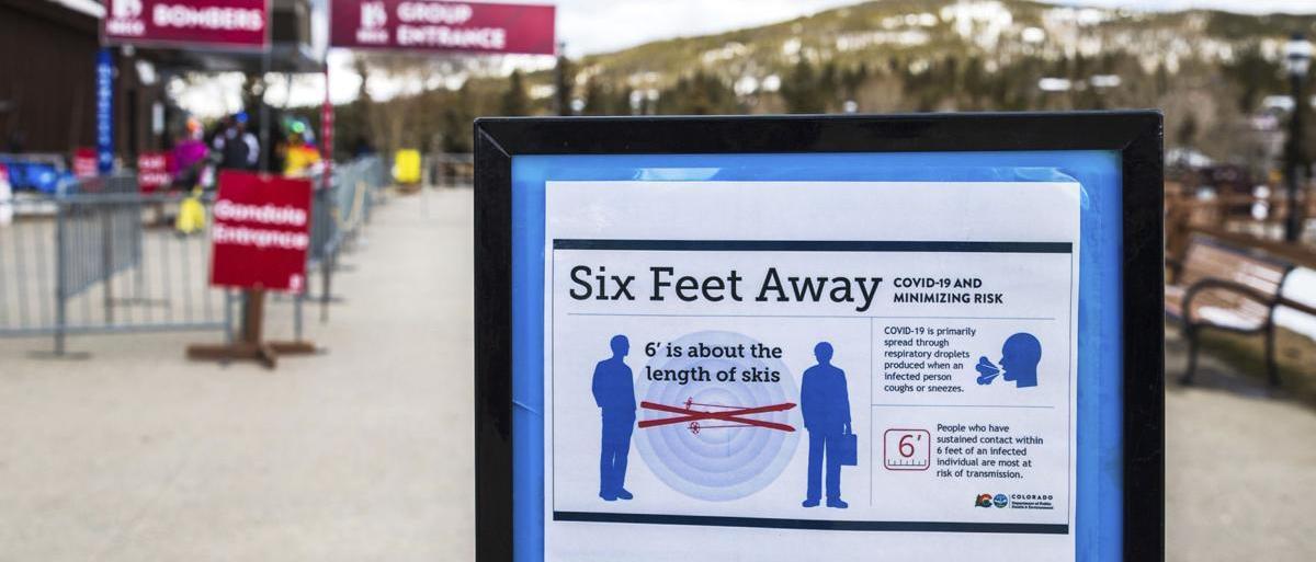 Como se abre una estación de esquí en plena crisis del Coronavirus