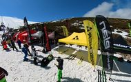 El mayor test de esquís de Europa en Valdesquí