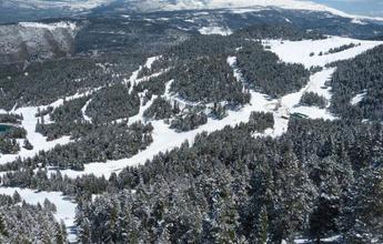 Alp 2500 ofrecerá la mayor oferta esquiable de la península en Semana Santa