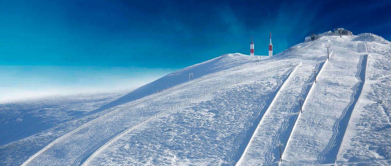La estación de esquí de el Puerto de Navacerrada confirma su cierre