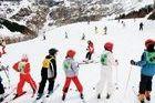 Ultimas esquiadas en el Pirineo francés