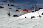 Esquís, parapente, Candanchú... BESTIAL!!