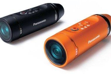 Panasonic anuncia una variante de su action cam, la HX-A1