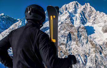 Pirelli lanza unos esquís de caucho con la colaboración de Blossom