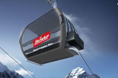 Skiwelt confirma su nuevo Salvistabahn para la próxima temporada de esquí