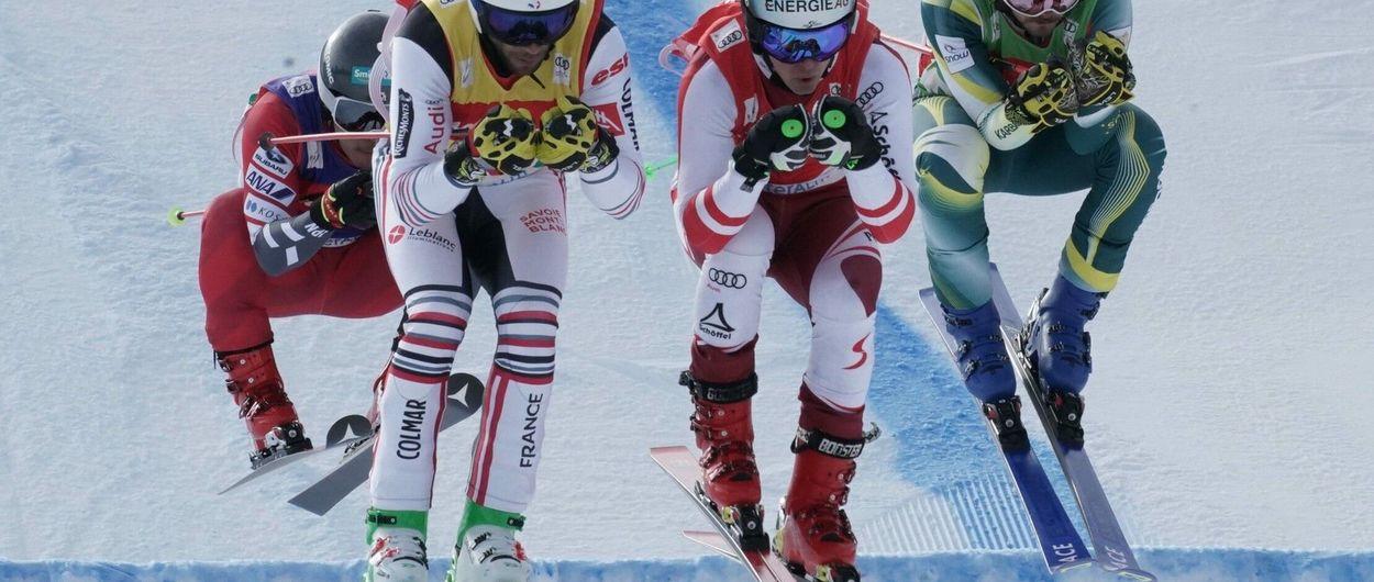 La FIS revolucionará el Skicross incluyéndolo en el esquí alpino