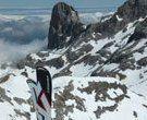 Esquí de primavera y ascensión al Pico Tesorero (Picos de Europa)