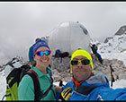 Un poco de esquí de travesia por los Picos de Europa