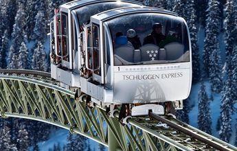 El Tschuggen Express será renovado este verano