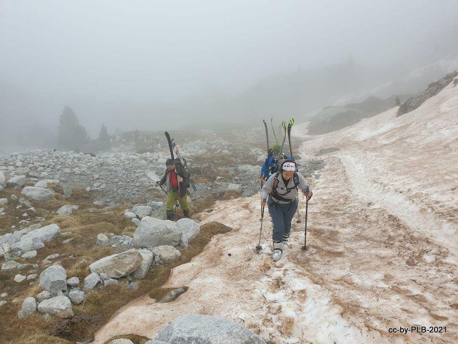 Esquiando en el Macizo de la Maladeta | 16-mayo