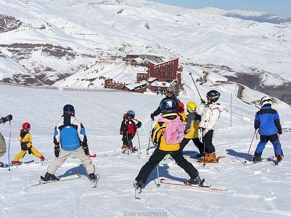 Ticket Rebajado este Domingo en Valle Nevado