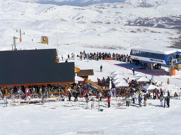 Valle Nevado Abre a Todo  Público Mañana Lunes