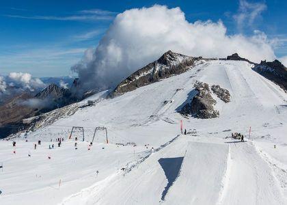 TOP 10 GLACIARES de Esquí - Verano 2018
