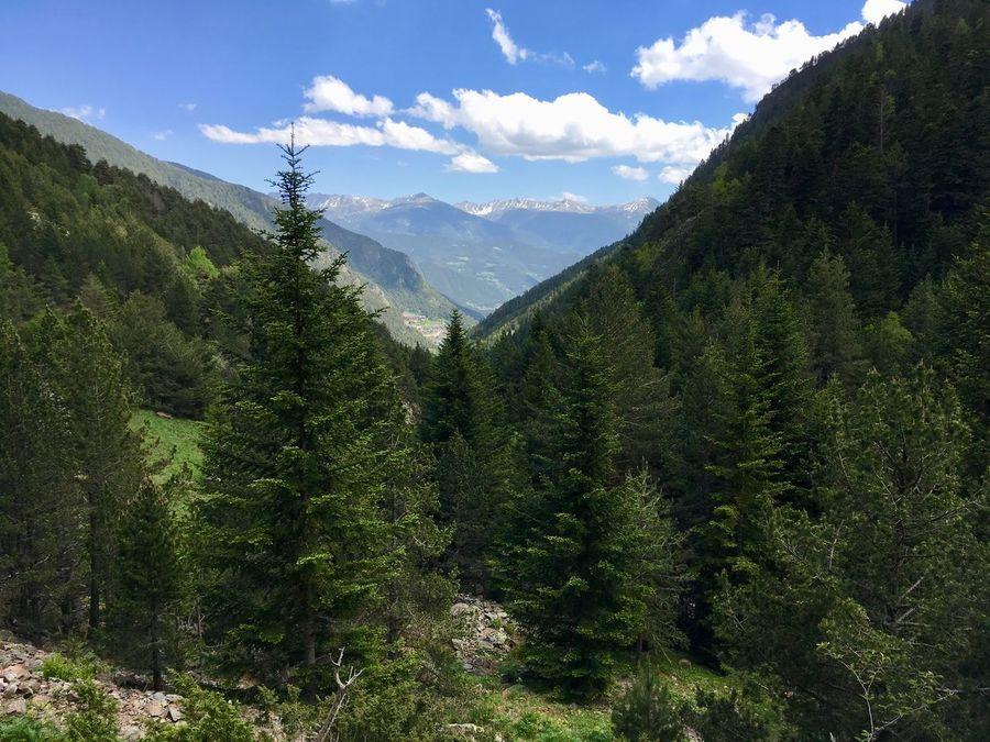Comapedrosa, el techo de Andorra