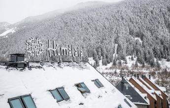 Messi compra el hotel Himalaia de la estación de esquí de Baqueira Beret