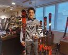 Rossignol equipará al esquiador Tomás Barata en su nueva etapa en la RFEDI