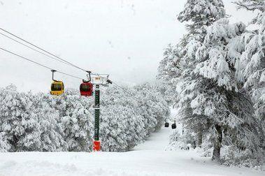 Nieve en Chapelco: Selección de imágenes
