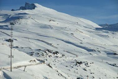 Pistas míticas - Descenso Veleta (Sierra Nevada)
