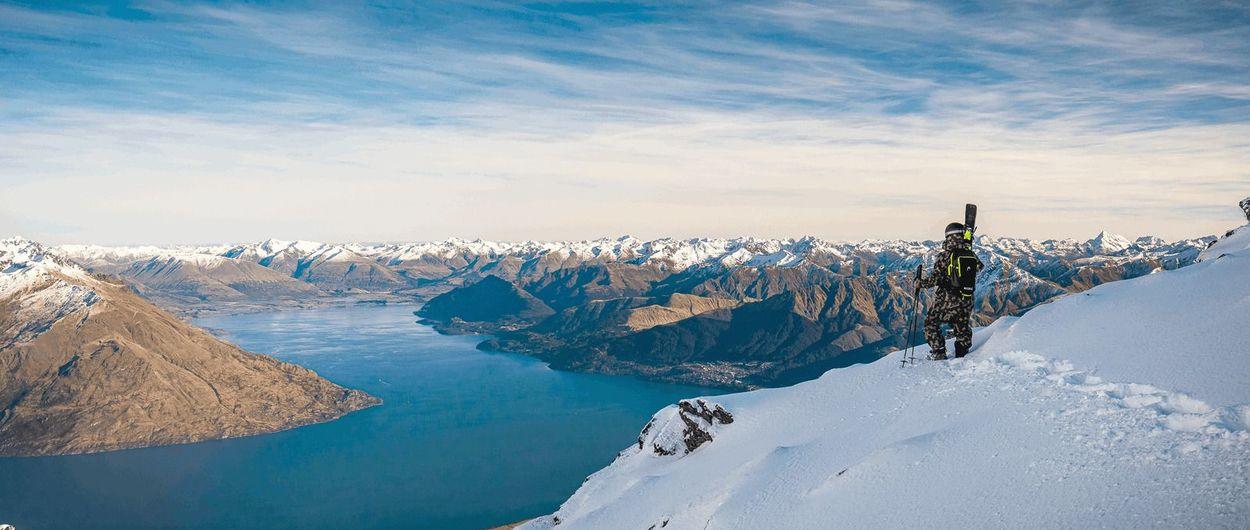 Nueva Zelanda busca como substituir al cliente extranjero de sus estaciones de esquí
