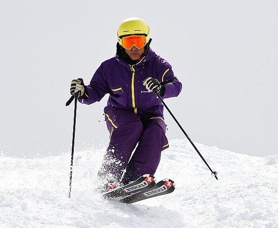 ¿Quieres mejorar tu esquí? Baja baches