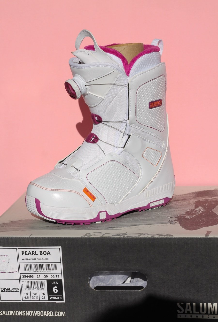 Salomon Botas Snow