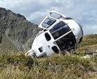 Dos heridos en el accidente de un helicóptero en Tignes