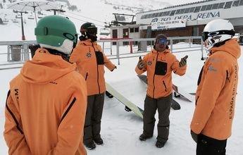 I Seminario de metodología, técnica y táctica en la modalidades de snowboard, freestyle y freeski