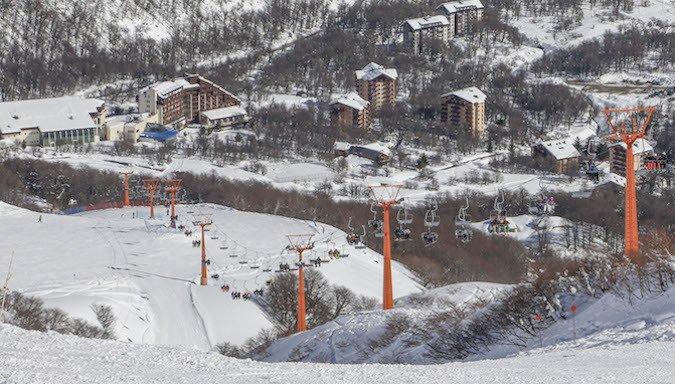 Nevados de Chillán gana el título de mejor centro de ski de Chile