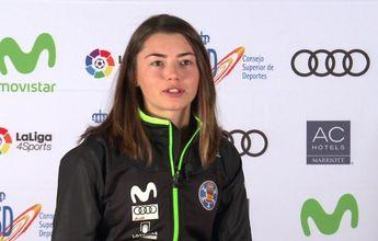 """Alba Puigdefabregas: """"Me apasiona el esquí de fondo"""""""
