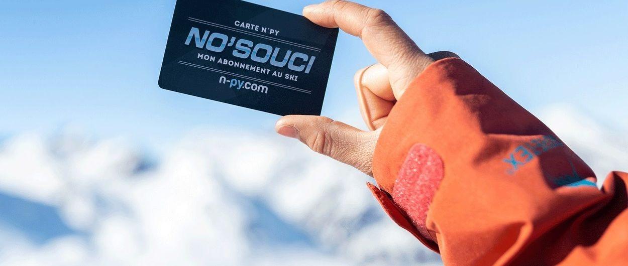 El Grupo N'PY lanza sus forfaits de temporada de esquí 2021-2022