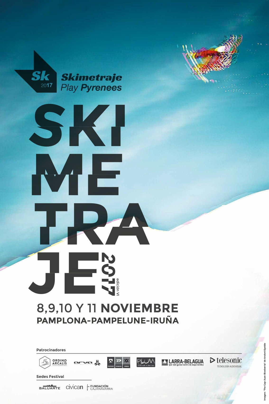 Ya están a la venta las entradas de Skimetraje 2017