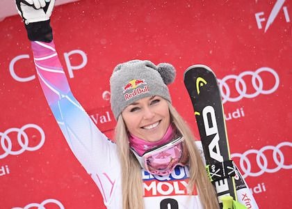 Lindsey Vonn confirma que se retira del ski profesional