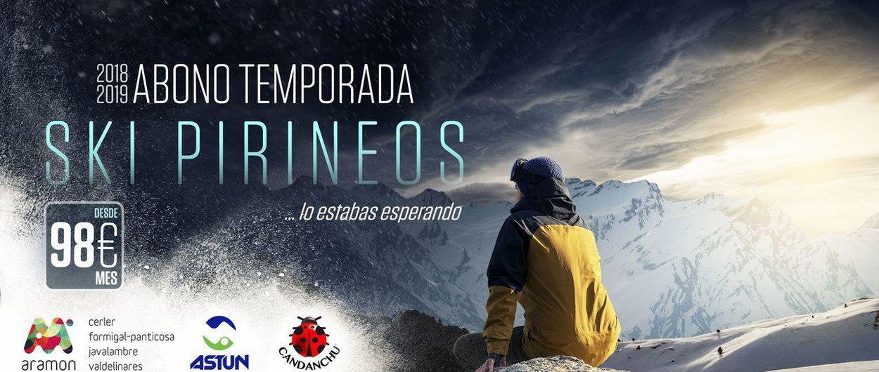 Ski Pirineos, el abono de temporada más grande de España