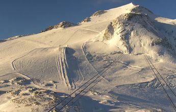 Tignes abre la temporada de esquí en Francia este próximo sábado