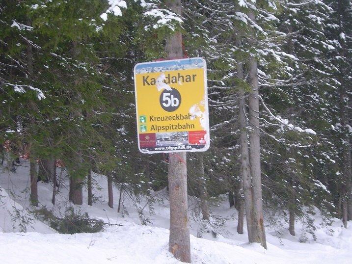 De Garmisch a Obergurgl