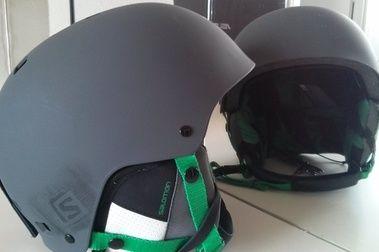 Análisis casco Salomon Brigade Audio
