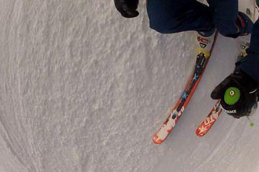Esquís paralelos!