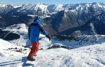 450.000 días de esquí del Pirineo francés son de españoles