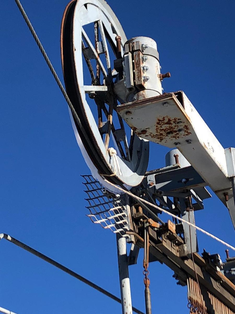 telesqui en Sierra de Bejar
