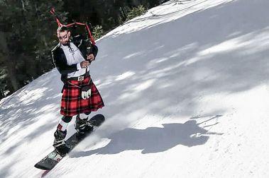 Escocia espera una gran temporada de esquí gracias al COVID-19