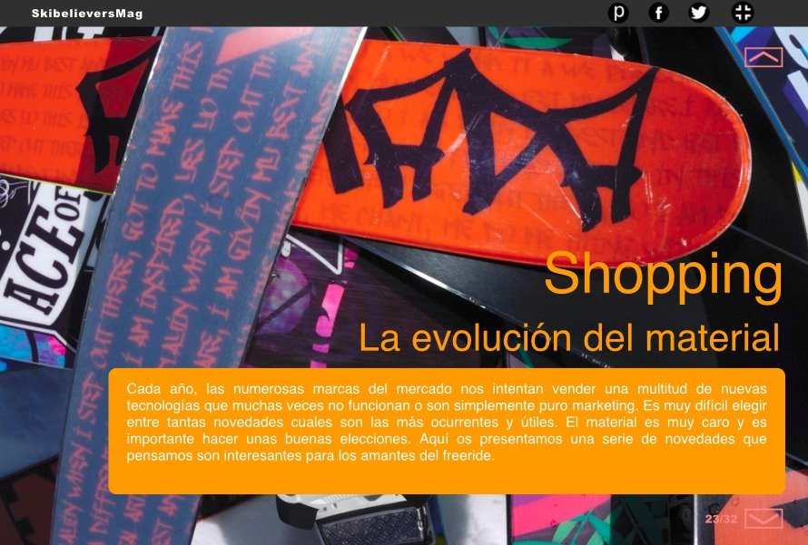 skibelievers mag 05