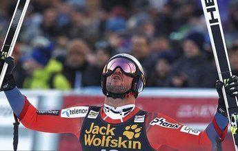 Svindal se coloca líder de la Copa del Mundo tras su triunfo en Val Gardena