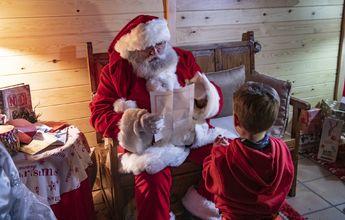Noche especial de Papá Noel en Grandvalira con CorAllFamily
