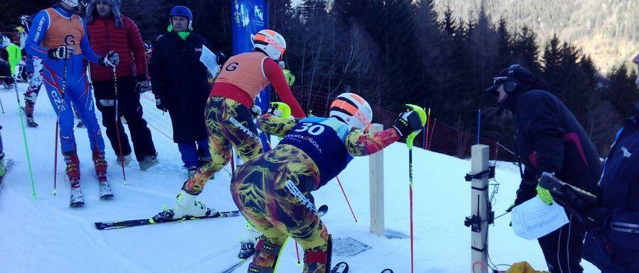 Comienza la Copa del Mundo de Esquí Discapacitados