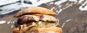 Gastronomía de altura para tus jornadas en la nieve
