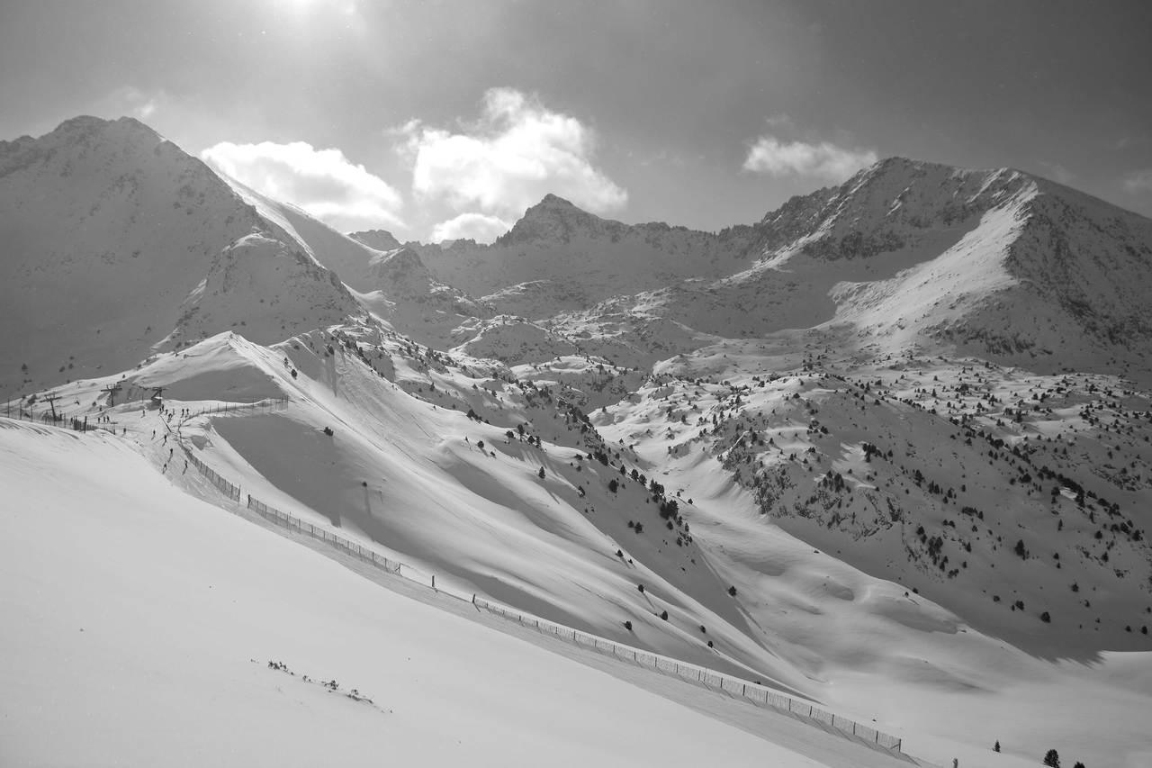 Días de polvo: reflexiones sobre una vida dedicada al esquí