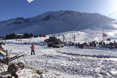 Marruecos abre su temporada de esquí