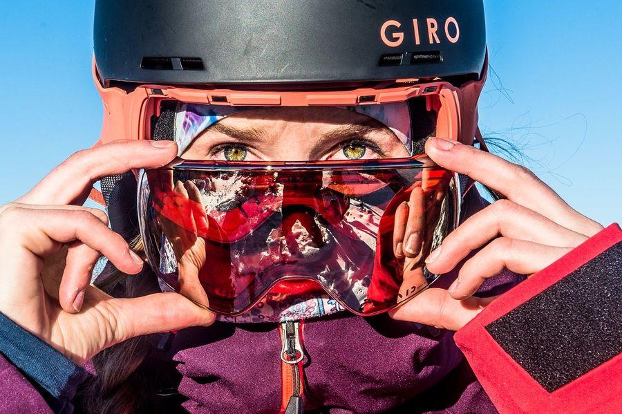 Máscara Giro