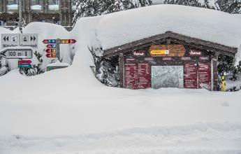 Las dos estaciones con más nieve del mundo: más de 6 metros!
